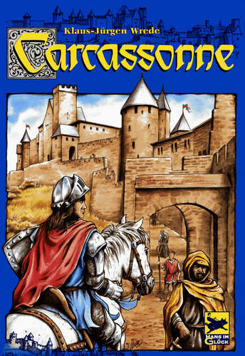 Carcassone - Cover