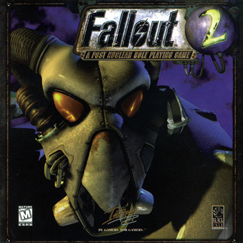 Fallout 2 - Cover