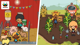 Toca Life: Farm - Farm & Field
