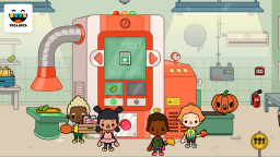 Toca Life: Farm - Food machine
