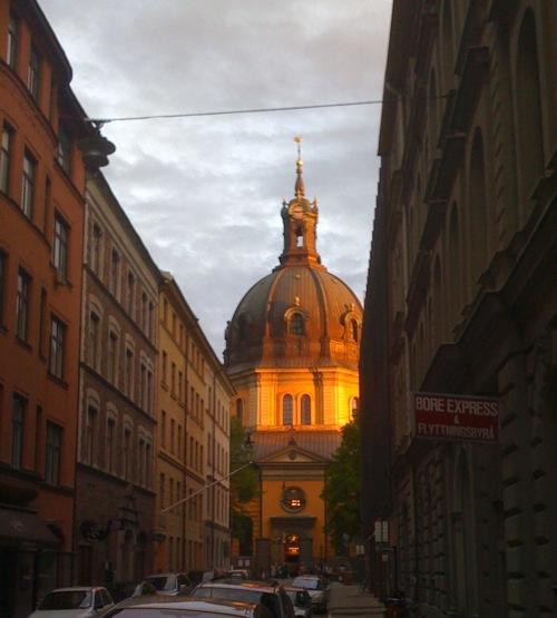 Vår i Stockholm