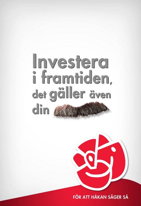 Juholts-mustasch-kampanj