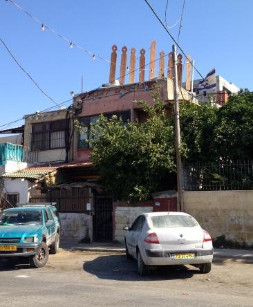 Renegade settlers in Sheikh Jarrah