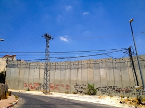 """The """"separation barrier"""""""