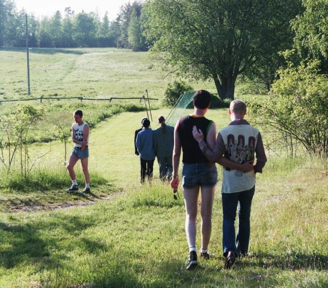 Just a Little Lovin 2012 - Men walking