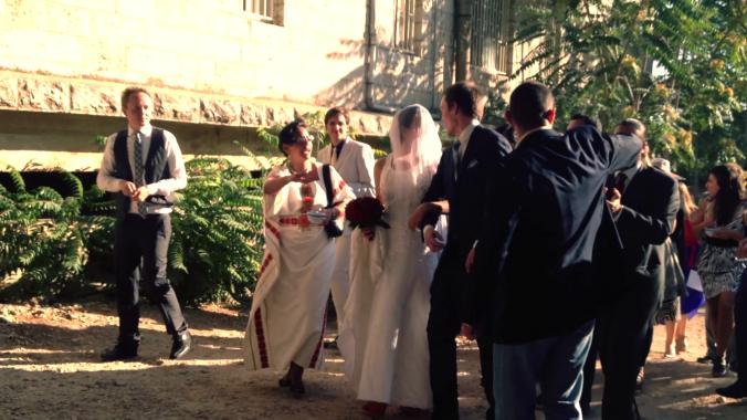 Till Death Do Us Part - Wedding picture