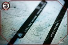 The navigation table. Photo: John-Paul Bichard (CC-NC-ND)