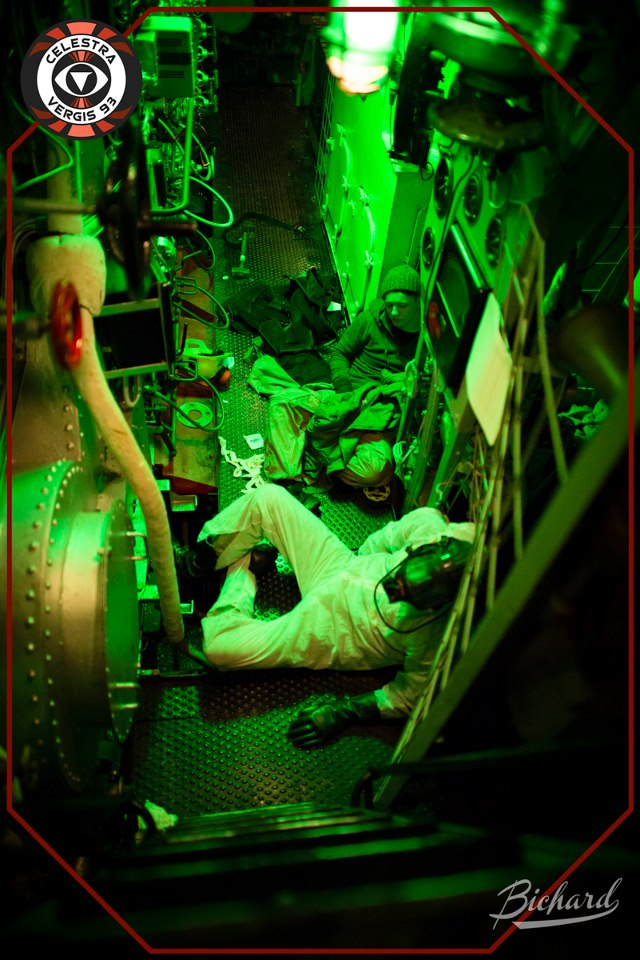 Things gone bad in the reactor. Photo: John-Paul Bichard (CC-NC-ND)
