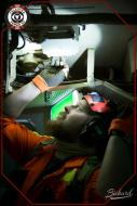 Special C. Nate doing maintenance. Photo: John-Paul Bichard (CC-NC-ND)
