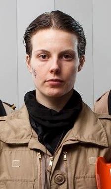 Carolina Dahlberg as J. Illés Photo: Andreas Bruzelius