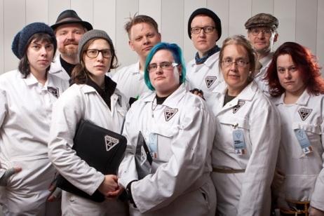 Vergis - Scientists
