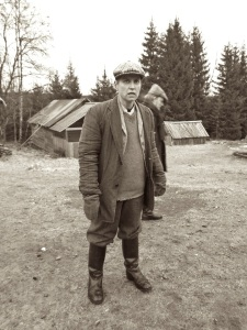 Strange local villager. Diegetic. Photo: Elin Gustafsson