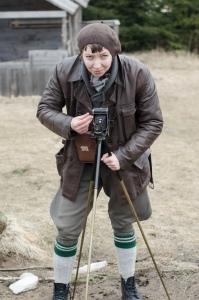 Dahlén, the photographer. Portrait. Photo: Johannes Axner