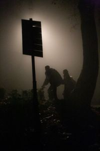 In the mist. Ingame. Photo: Christina Molbech