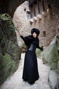 Caitlin the Auror.Ingame. Photo: John Paul Bichard