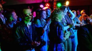 Disco night. Photo: Petter Karlsson