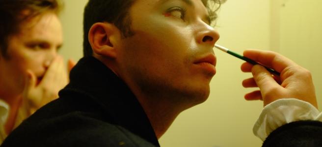 Makeup. Photo: Petter Karlsson